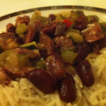 Red Beans and Rice – The Kosher Way!