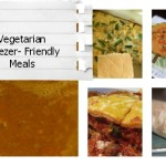 Vegetarian Freezer-Friendly Meals