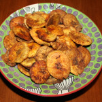 Smoked Plantain Chips